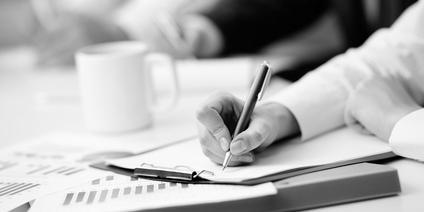 Notizen an Sitzung